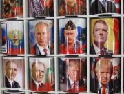 Putin-Trump, Bulgaria, 2017