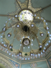 Sophia - A Synagogue Ceiling