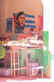 Havana -Through a Shop Window