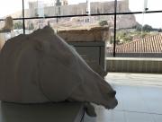 Acropolis Museum - Horse Head Scuptures