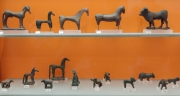 Delphi Museum -  Ancient Animal Sculptures