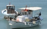Fishing Boats - Small Town