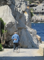 Hydra Island - Transporting Groceries-Home