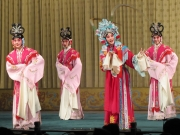 Actors in Peking Opera