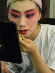 Actress in Peking Opera