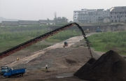 Rebuilding China, Moving Dirt Piles