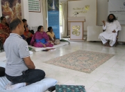 Meditation Class, School of Ancient Wisdom