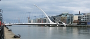 Dublin - Bridge over River Liffey