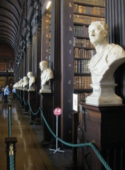 Dublin - Trinity College Library #1